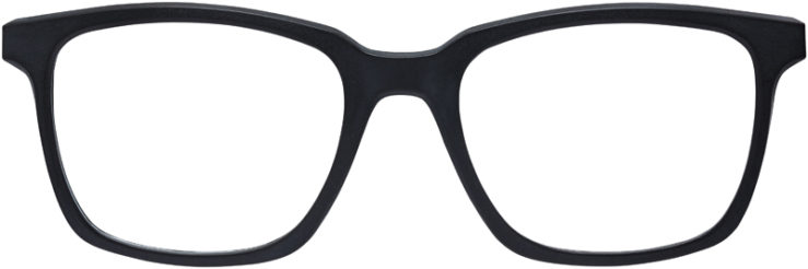 PRESCRIPTION-GLASSES-MODEL-NIKE-4266-MATTE-BLACK-WHITE-FRONT