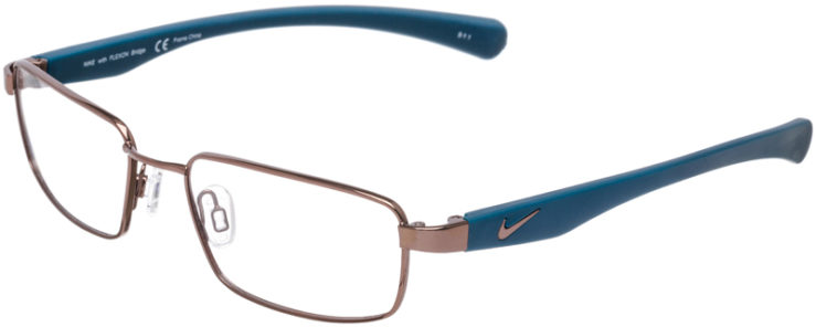 PRESCRIPTION-GLASSES-MODEL-NIKE-4633-WALNUT-SPACE-BLUE-45