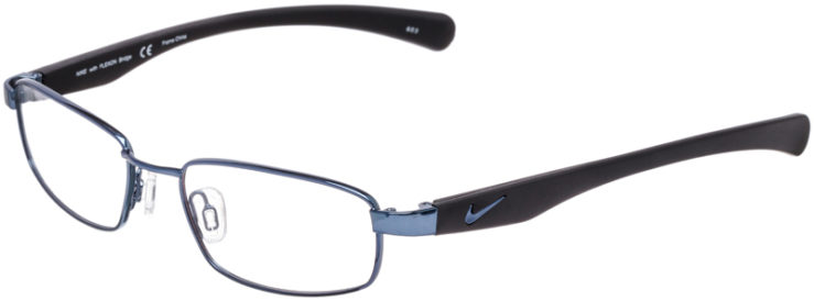 PRESCRIPTION-GLASSES-MODEL-NIKE-4635-BLUE-BLACK-45