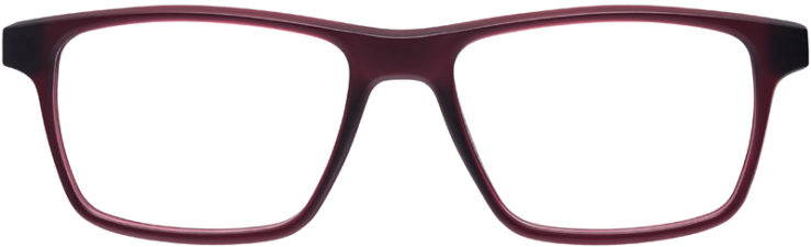 PRESCRIPTION-GLASSES-MODEL-NIKE-5002-MATTE-BURGUNDY-FRONT
