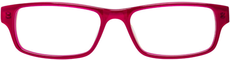 PRESCRIPTION-GLASSES-MODEL-NIKE-5528-RASBERRY-RED-FRONT