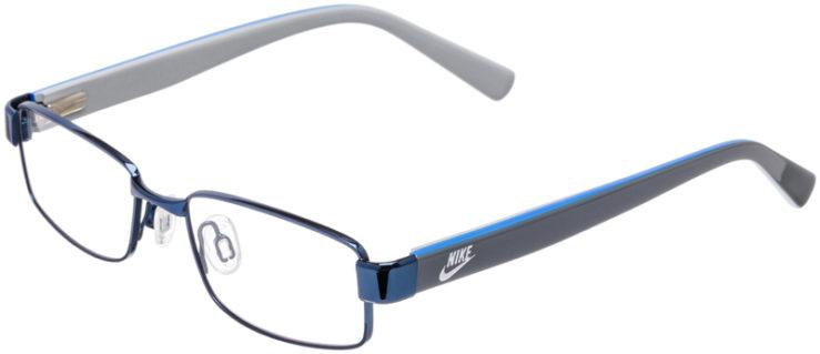 PRESCRIPTION-GLASSES-MODEL-NIKE-5571-BLUE-GREY-45