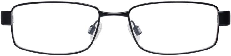 PRESCRIPTION-GLASSES-MODEL-NIKE-5571-SATIN-BLACK-FRONT