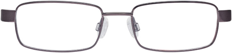 PRESCRIPTION-GLASSES-MODEL-NIKE-5573-GUNMETAL-CHALLENGE-RED-FRONT