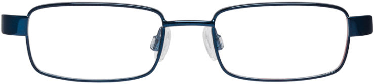 PRESCRIPTION-GLASSES-MODEL-NIKE-5573-SATIN-BLUE-PHOTO-BLUE-FRONT