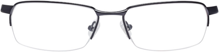 PRESCRIPTION-GLASSES-MODEL-NIKE-6032-BLACK-FRONT