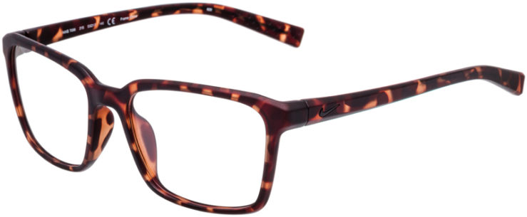 PRESCRIPTION-GLASSES-MODEL-NIKE-7096-MATEE-TORTOISE-BLACK-45