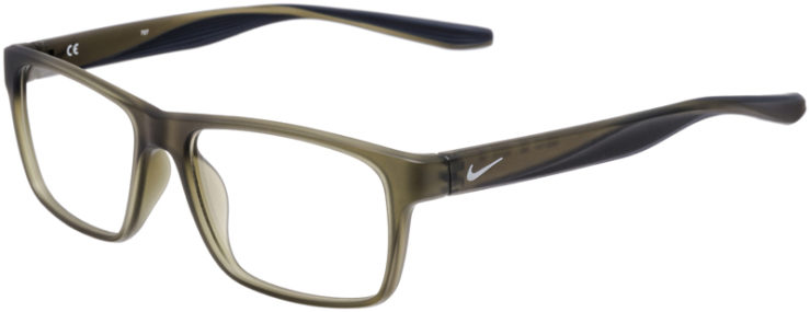 PRESCRIPTION-GLASSES-MODEL-NIKE-7101-CARGO-KHAKI-OBSIDIAN-TEMPLE-45