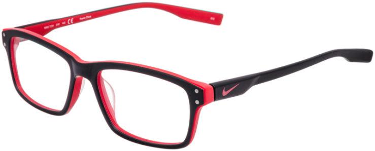 PRESCRIPTION-GLASSES-MODEL-NIKE-7231-MATTE-BLACK-HYPER-RED-45