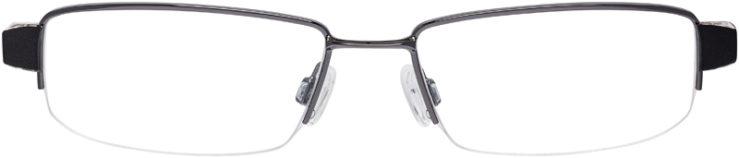 PRESCRIPTION-GLASSES-MODEL-NIKE-8064-GUNMETAL–FRONT