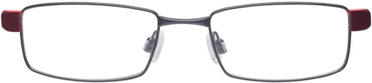 PRESCRIPTION-GLASSES-MODEL-NIKE-8162-SATIN-G.M.-BRIGHT-CRIMSON-FRONT