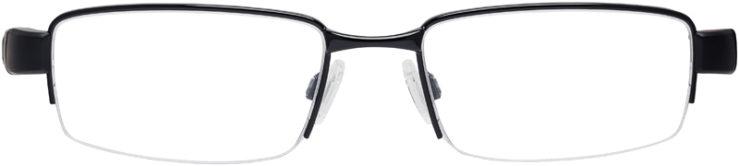 PRESCRIPTION-GLASSES-MODEL-NIKE-8165-BLACK-CRYSTAL-VOLT-GREEN-FRONT