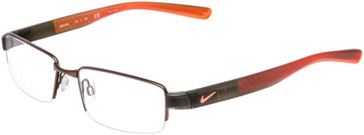 PRESCRIPTION-GLASSES-MODEL-NIKE-8165-METAL-BRONZE-MATTE-GREEN-45