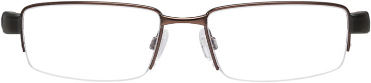 PRESCRIPTION-GLASSES-MODEL-NIKE-8165-METAL-BRONZE-MATTE-GREEN-FRONT