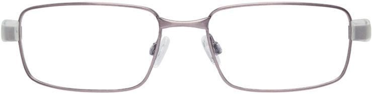 PRESCRIPTION-GLASSES-MODEL-NIKE-8166-BRUSHED-GM-GREY-VOLT-FRONT