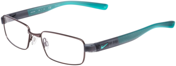 PRESCRIPTION-GLASSES-MODEL-NIKE-8166-CLEAR-AQUA-45