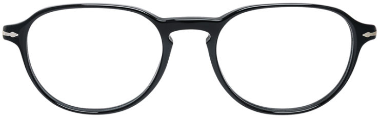 PRESCRIPTION-GLASSES-MODEL-PERSOL-3053-V-BLACK-FRONT