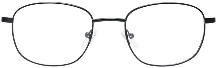 PRESCRIPTION-GLASSES-MODEL-PT-95-BLACK-FRONT