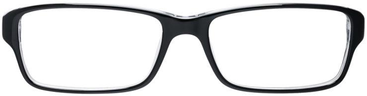 PRESCRIPTION-GLASSES-MODEL-RAY-BAN-RB5169-BLACK-CRYSTAL-FRONT