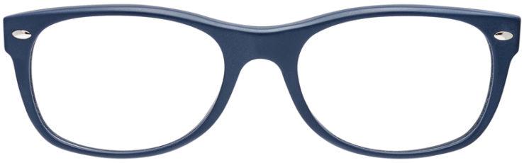 PRESCRIPTION-GLASSES-MODEL-RAY-BAN-RB5184-MATTE-NAVY-FRONT