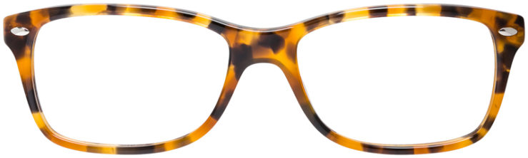 PRESCRIPTION-GLASSES-MODEL-RAY-BAN-RB5228-LIGHT-TORTOISE-FRONT