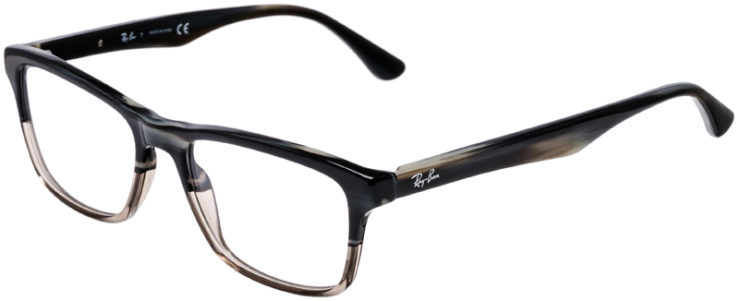 PRESCRIPTION-GLASSES-MODEL-RAY-BAN-RB5279-GREY-TORTOISE-45
