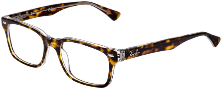 PRESCRIPTION-GLASSES-MODEL-RAY-BAN-RB5286-LIGHT-TORTOISE-45