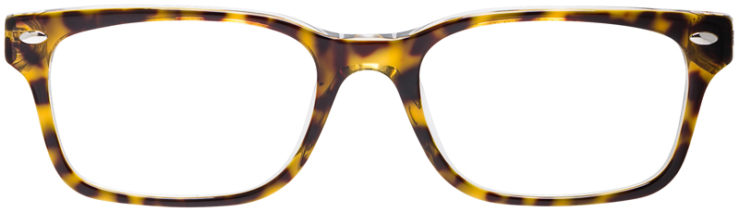 PRESCRIPTION-GLASSES-MODEL-RAY-BAN-RB5286-LIGHT-TORTOISE-FRONT