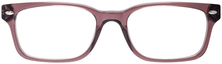 PRESCRIPTION-GLASSES-MODEL-RAY-BAN-RB5286-PURPLE-TORTOISE-FRONT