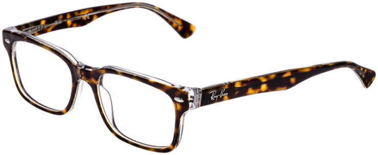 PRESCRIPTION-GLASSES-MODEL-RAY-BAN-RB5286-TORTOISE-45