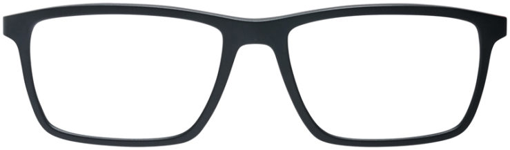 PRESCRIPTION-GLASSES-MODEL-RAY-BAN-RB7056-MATTE-BLACK-GOLD-FRONT
