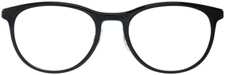 PRESCRIPTION-GLASSES-MODEL-RAY-BAN-RB7116-BLACK-MATTE-BLACK-FRONT