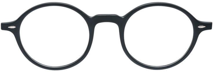 PRESCRIPTION-GLASSES-MODEL-SPENCER–BLACK-FRONT
