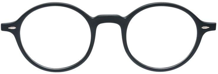 PRESCRIPTION-GLASSES-MODEL-SPENCER–BLACK-FRONT
