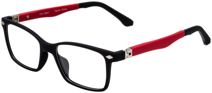 PRESCRIPTION-GLASSES-MODEL-T-33-BLACK-RED-45