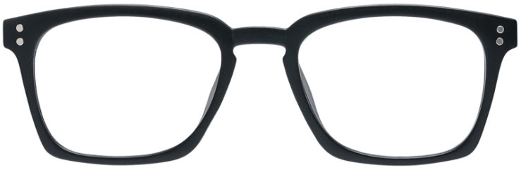 PRESCRIPTION-GLASSES-MODEL-US-90-BLACK-FRONT