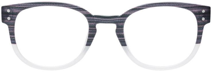 PRESCRIPTION-GLASSES-MODEL-US-92-GREY-BLACK-FRONT