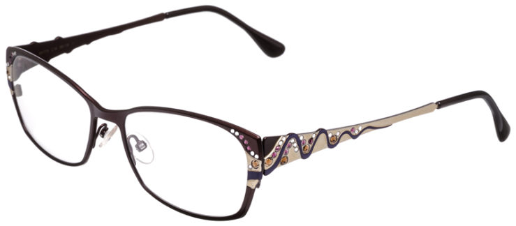 PRESCRIPOTION-GLASSES-MODEL-CAVIAR-M1776-MATTE-BROWN-45