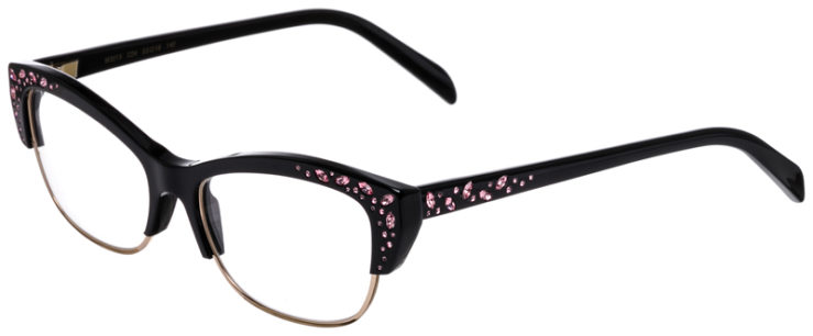 PRESCRIPOTION-GLASSES-MODEL-CAVIAR-M3015-BLACK-GOLD-45