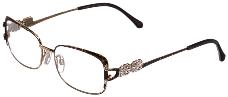 PRESCRIPOTION-GLASSES-MODEL-CAVIAR-M5608-TORTOISE-GOLD-45