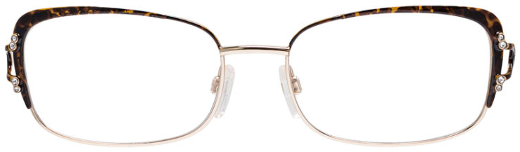 PRESCRIPOTION-GLASSES-MODEL-CAVIAR-M5608-TORTOISE-GOLD-FRONT