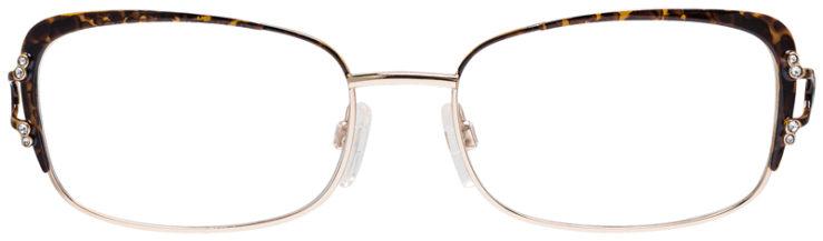 PRESCRIPOTION-GLASSES-MODEL-CAVIAR-M5608-TORTOISE-GOLD-FRONT