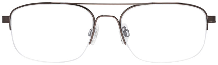 PRESCRIPOTION-GLASSES-MODEL-FLEXON-AUTOFLEX-RENEGADE-BROWN-FRONT