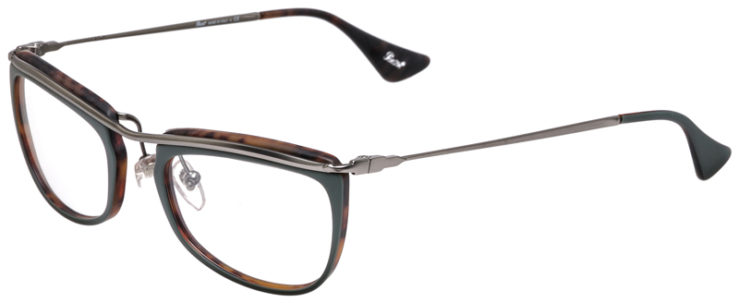 PRESCRIPOTION-GLASSES-MODEL-PERSOL-3083-V-MATTE-GREEN-45