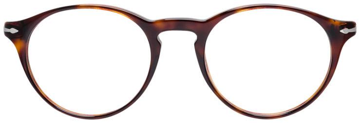 PRESCRIPOTION-GLASSES-MODEL-PERSOL-3092-V-TORTOISE-FRONT