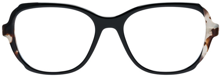 PRESCRIPOTION-GLASSES-MODEL-PRADA-VPR-03V-BLUE-LIGHT-BLUE-FRONT