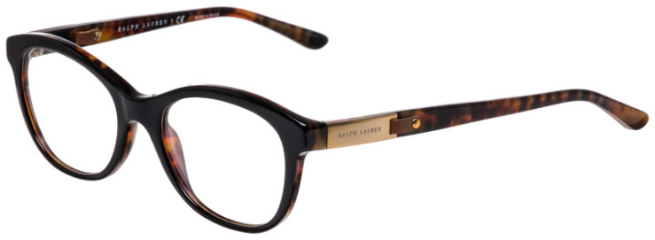 PRESCRIPOTION-GLASSES-MODEL-RALPH-LAUREN-RL-6157Q-BLACK-TORTOISE-45