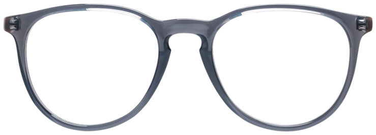 PRESCRIPOTION-GLASSES-MODEL-RAY-BAN-ERIKA-RB7046-GREY-YELLOW-FRONT