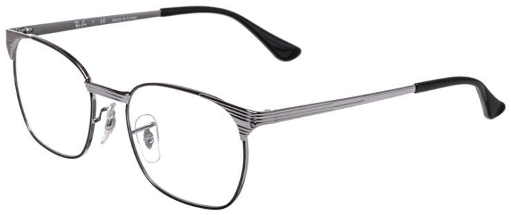 PRESCRIPOTION-GLASSES-MODEL-RAY-BAN-RB1051-SILVER-BLACK-45