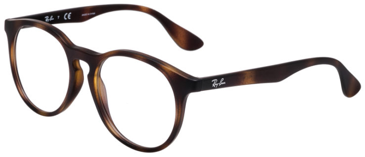 PRESCRIPOTION-GLASSES-MODEL-RAY-BAN-RB1554-MATT-TORTOISE-45